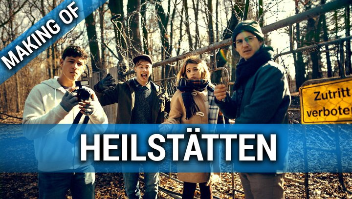 Heilstaetten - Making Of (Mini) Poster