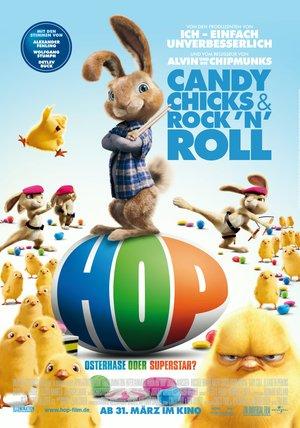 Hop - Osterhase oder Superstar? Poster
