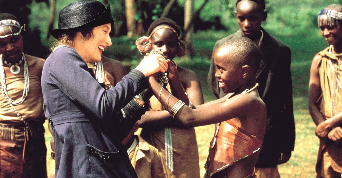Jenseits Von Afrika Film