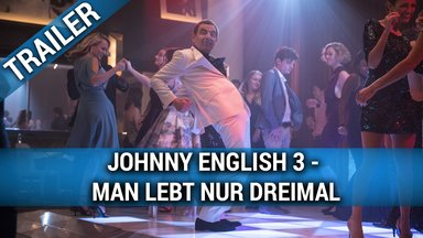 Johnny English - Man lebt nur dreimal Trailer
