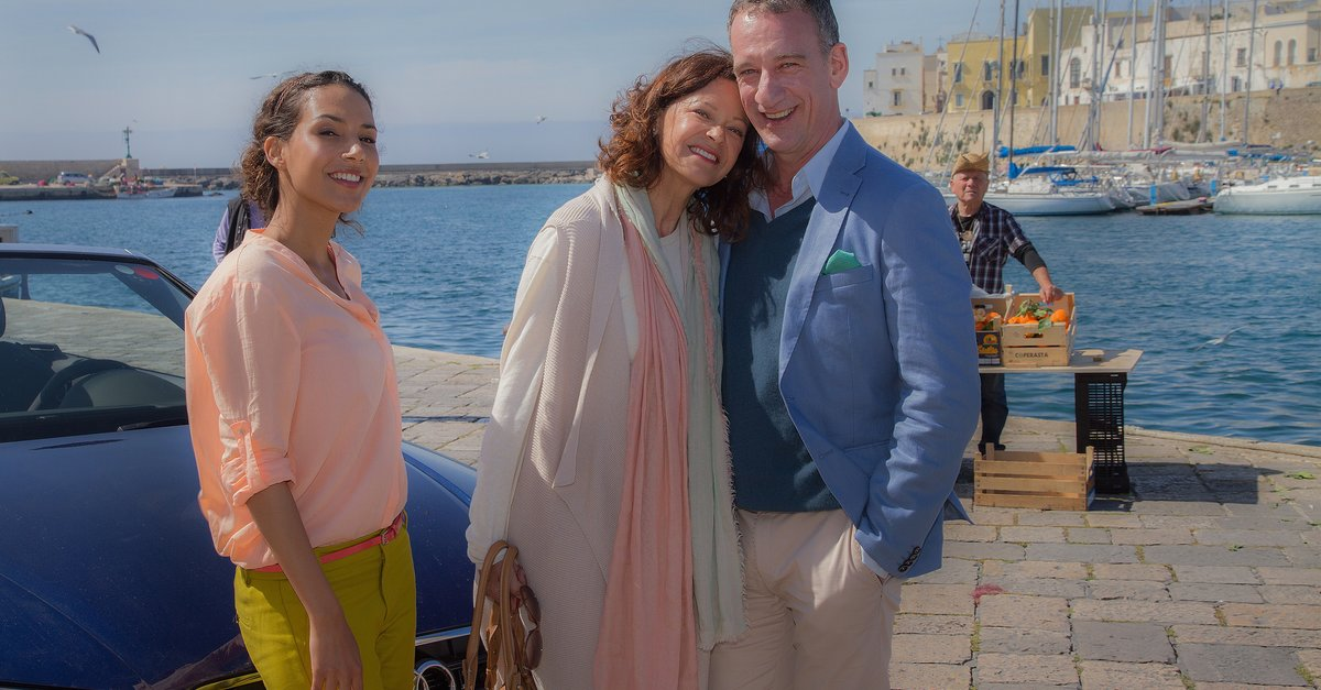 Kreuzfahrt Ins Glück Apulien