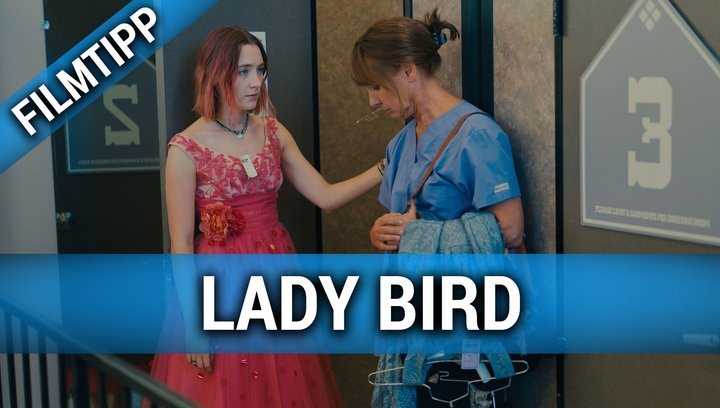 Lady Bird - Filmtipp Poster