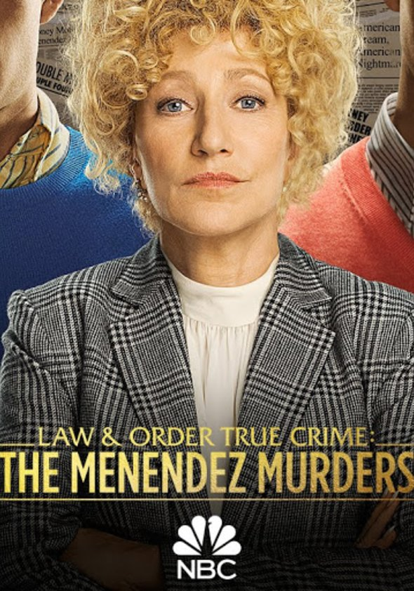 Law & Order: True Crime – Die mörderischen Menendez-Brüder Poster