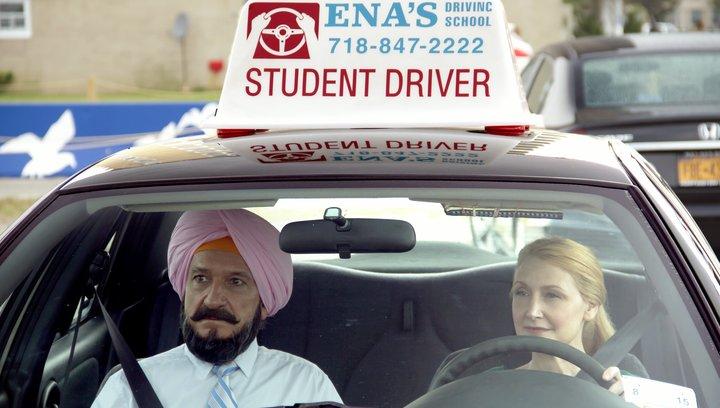 Learning to Drive - Fahrstunden fürs Leben - Trailer Poster