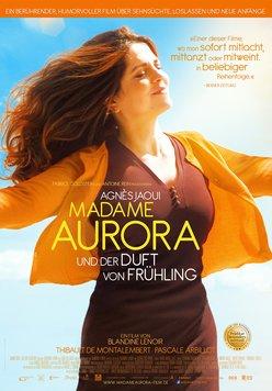 Madame Aurora und der Duft von Frühling Poster