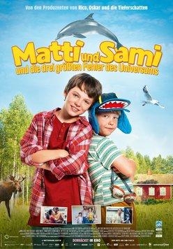 Matti und Sami und die drei größten Fehler des Universums Poster