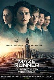 Maze Runner - Die Auserwählten in der Todeszone