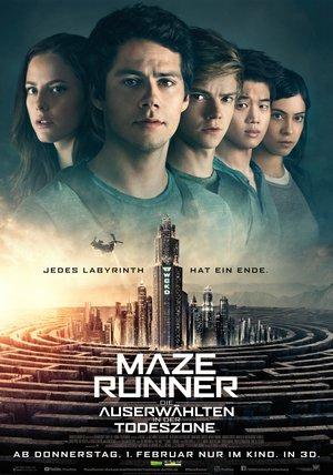 Maze Runner - Die Auserwählten in der Todeszone Poster