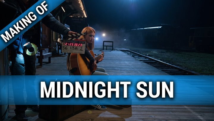 Midnight Sun - Making Of (Mini) Poster