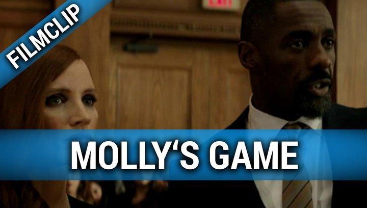 Ich bin Molly Blooms Anwalt - Szene Poster