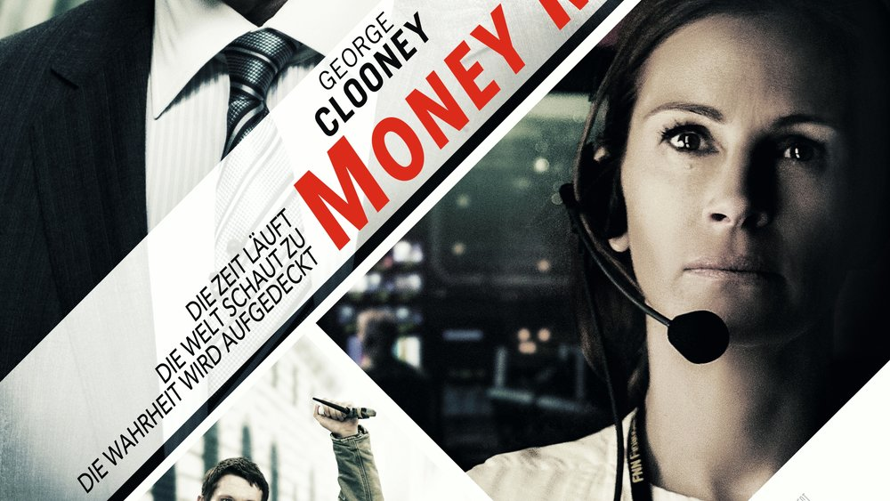 Money Monster Poster