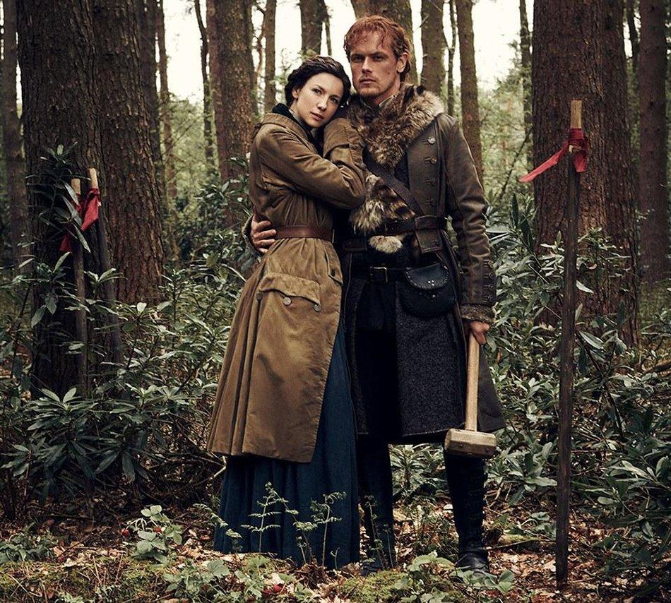 Serien Wie Outlander