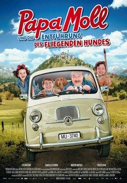 Papa Moll und die Entführung des fliegenden Hundes Poster