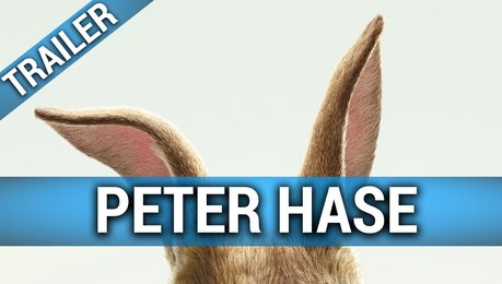 Peter Hase - Trailer Poster