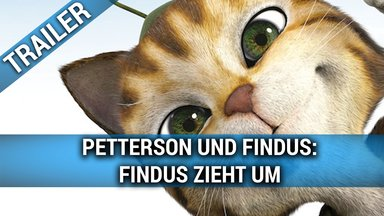 Pettersson & Findus: Findus zieht um Trailer