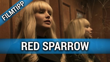 Red Sparrow - Filmtipp Poster