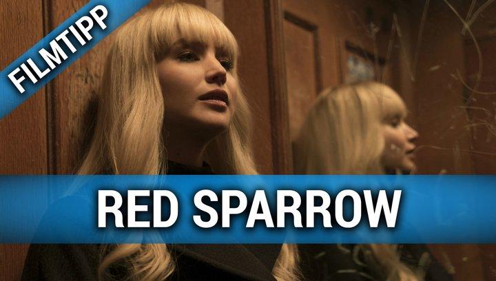 Red Sparrow - Filmtipp Poster