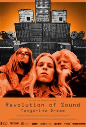 Revolution of Sound. Tangerine Dream