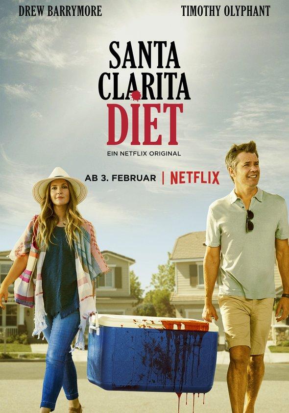 Santa Clarita Diet Poster
