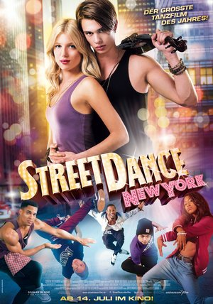 Streetdance: New York Poster