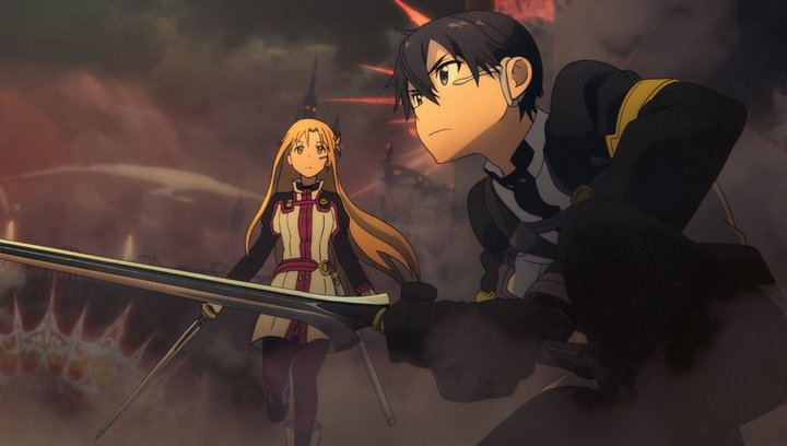 Sword Art Online Ordinal Scale Trailer #2 Deutsch.mp4 Poster
