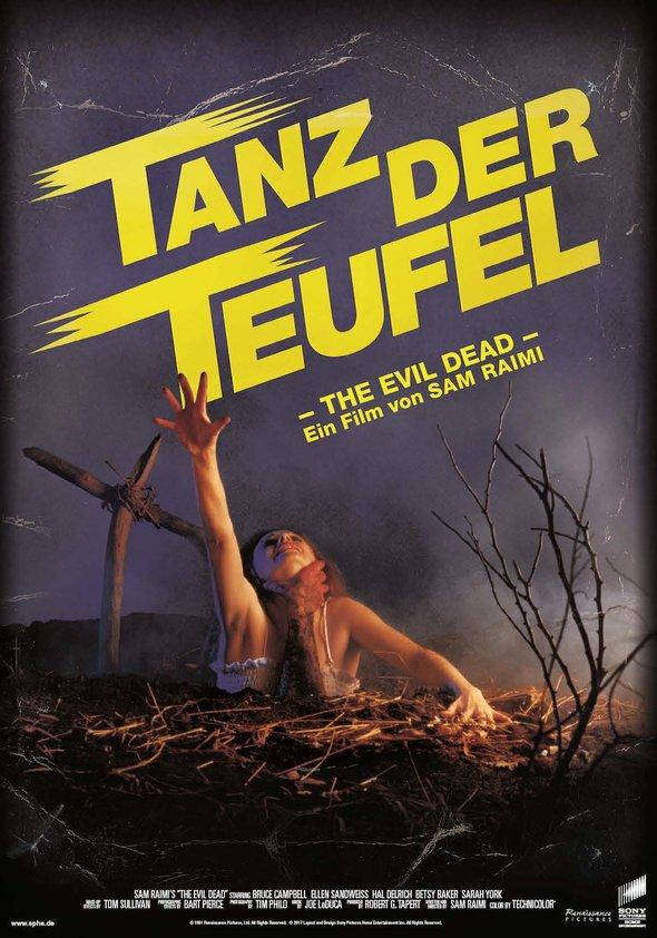 Tanz der Teufel Poster