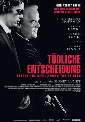 Tödliche Entscheidung - Before the Devil Knows You're Dead Poster