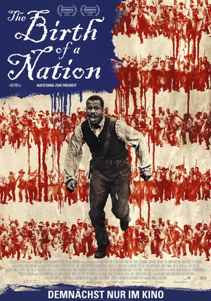 The Birth of a Nation - Aufstand zur Freiheit Poster