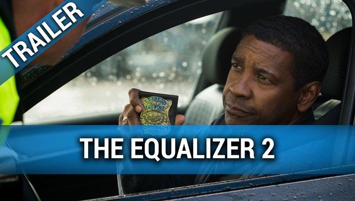 The Equalizer 2 - Trailer Deutsch Poster