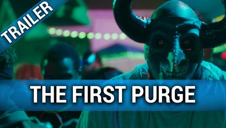 The First Purge - Trailer Deutsch Poster