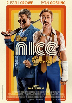 The Nice Guys - Nett war gestern! Poster
