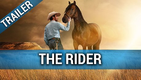 The Rider - Trailer OmU Poster