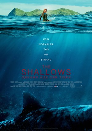 Shallows Der Film2016· Tiefe Trailer The Aus Gefahr xoWCerdB