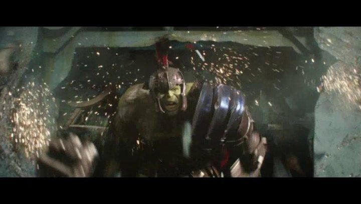 Thor: Tag der Entscheidung - Teaser Poster