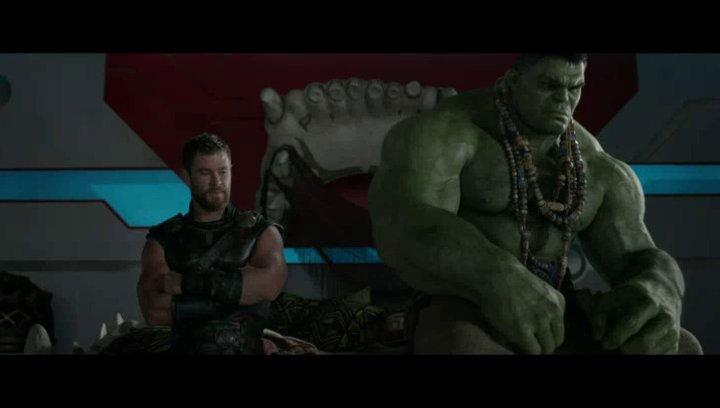 Thor: Tag der Entscheidung - Trailer Poster