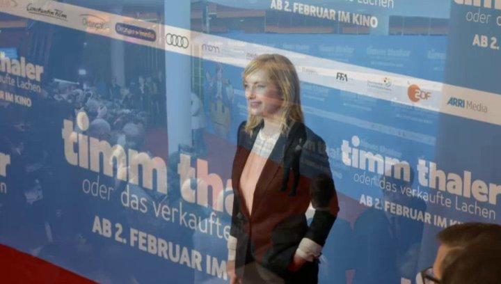 Timm Thaler oder das verkaufte Lachen - Premiere - Sonstiges Poster