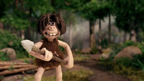 Early Man - Special Dreh-Start-Clip - Teaser Poster