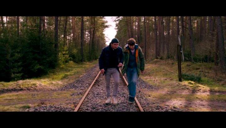 Ben und Simpel sind auf der Flucht - Szene Poster