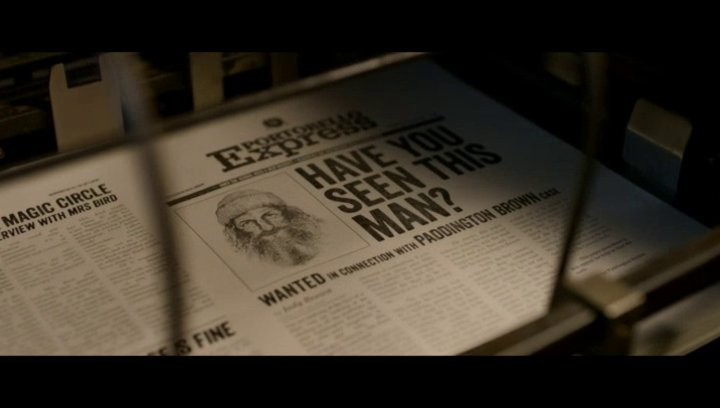 Paddington 2 - Trailer Poster