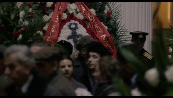 Das Begräbnis - Szene Poster