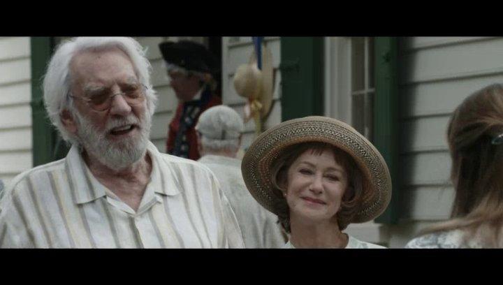 John und Ellena treffen auf eine ehemalige Studentin von John - Szene Poster