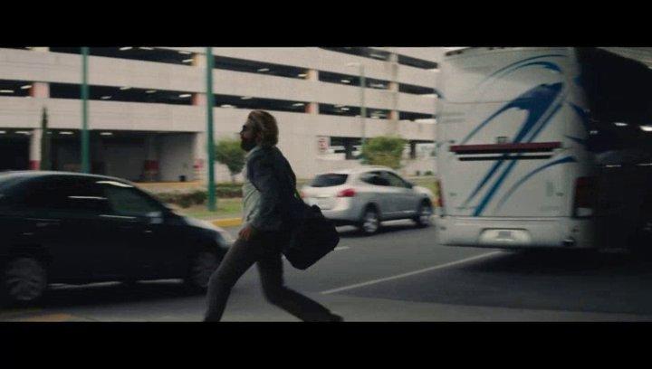 Flucht am Flughafen - Szene Poster