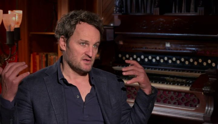 Jason Clarke - Interview Poster
