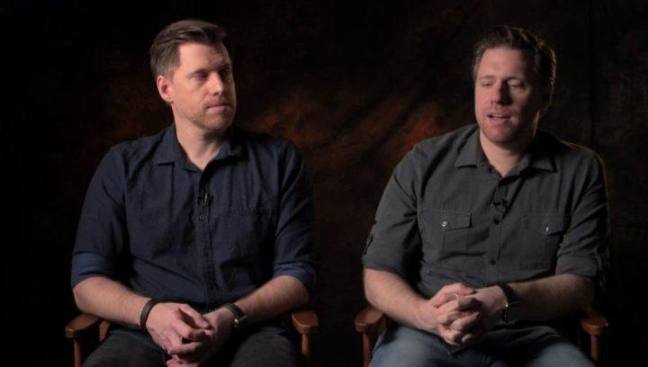 Michael und Peter Spierig - Interview Poster
