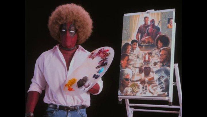 Deadpool 2 - Trailer Poster