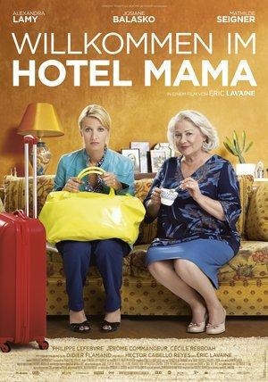 Willkommen im Hotel Mama Poster