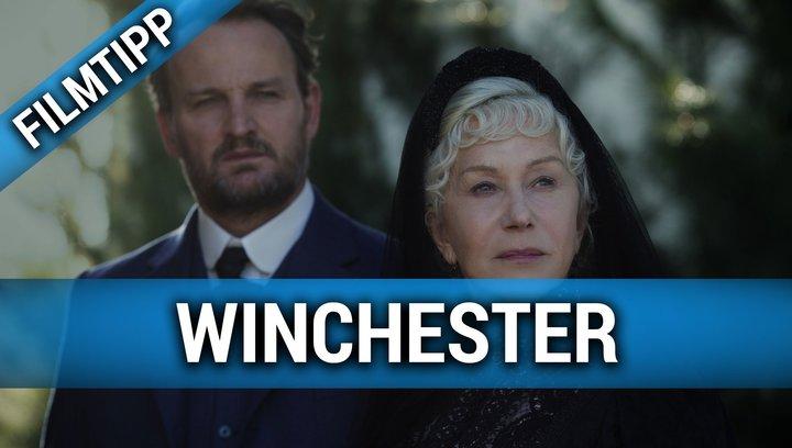 Winchester - Filmtipp Poster
