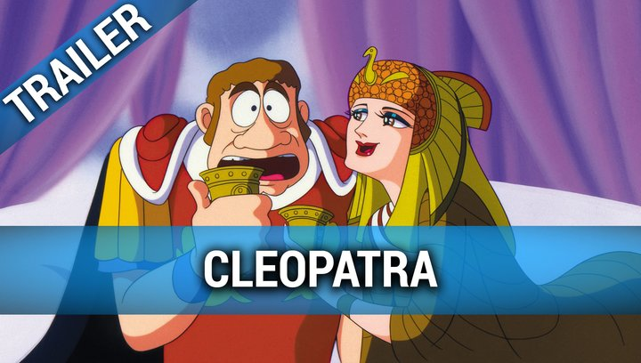 Cleopatra - Trailer OmU Poster