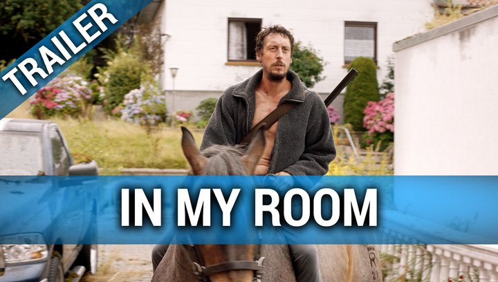 In My Room - Trailer Deutsch Poster