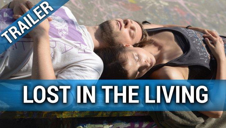 Lost in the Living - Trailer Deutsch Poster